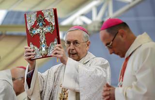 'W związku z aktualną sytuacją w kraju' jutro zbierze się Episkopat Polski