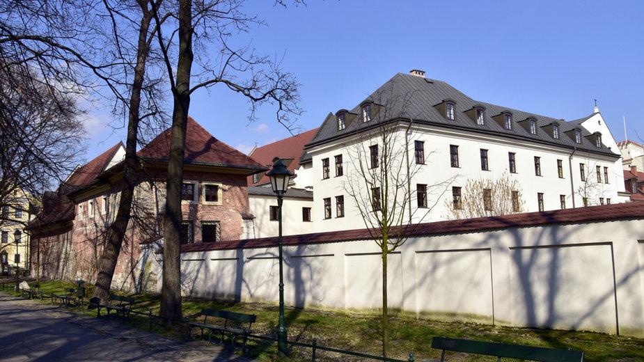 Wyższe Seminarium Duchowne Franciszkanów w Krakowie