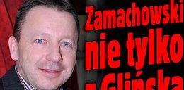 Zamachowski nie tylko z Glińską