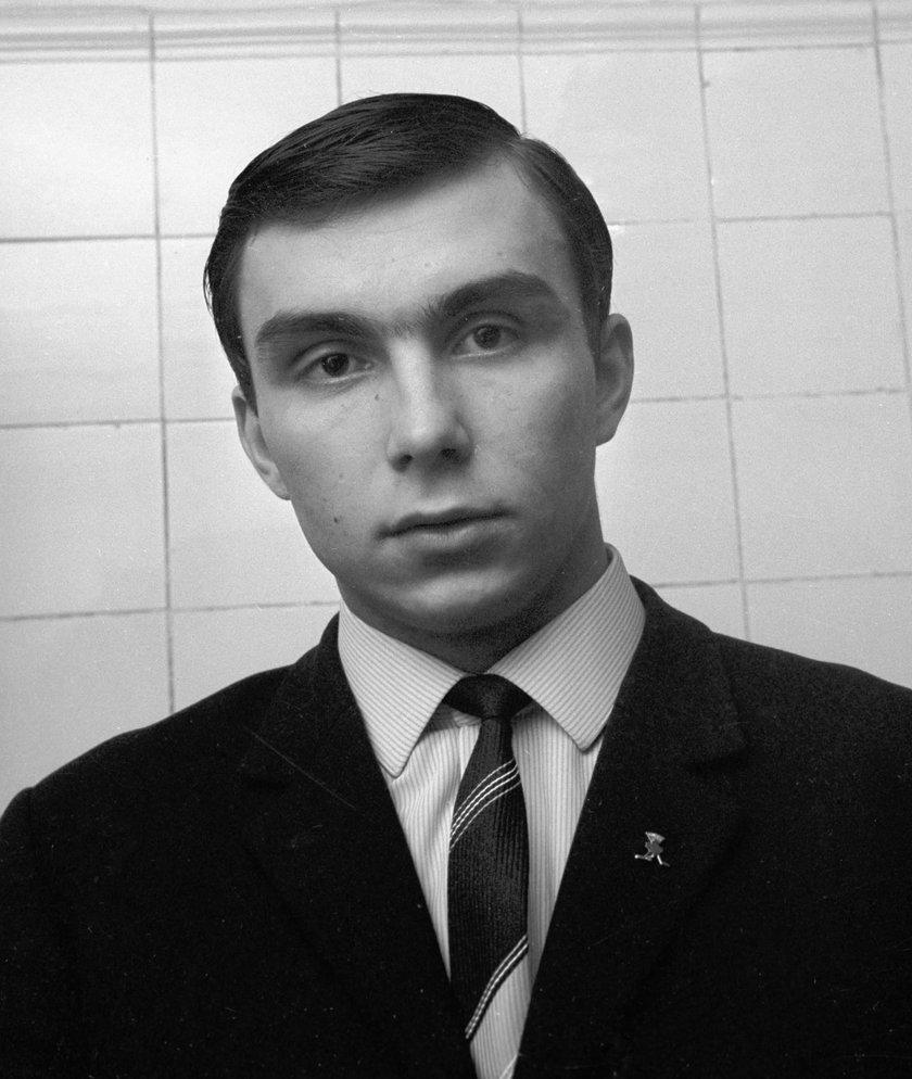 Nie żyje Jewgienij Zimin