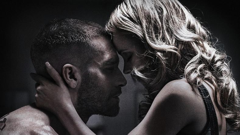 """Jake Gyllenhaal i Rachel McAdams w filmie """"Southpaw"""""""