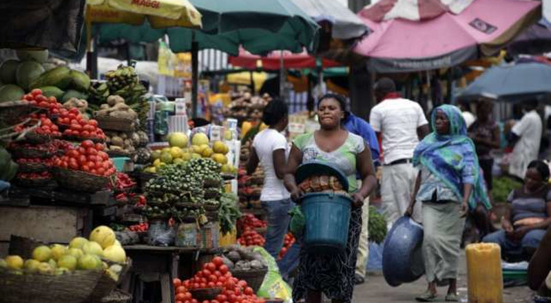 Nigeria's inflation rate edges down to 11.25% - the third decline in 2019