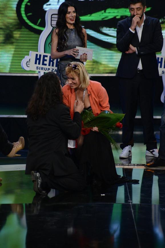 Čupo zaprosio Jelenu