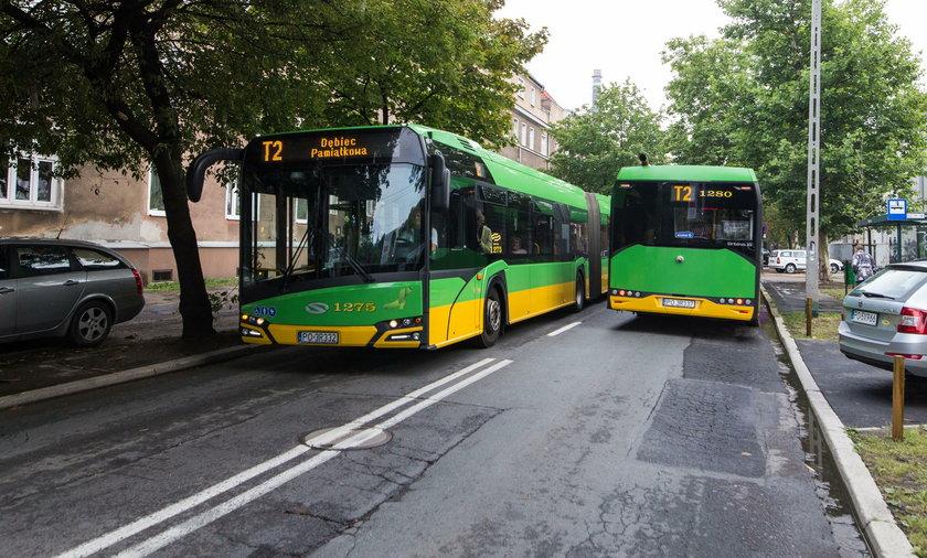 Autobusy mają źle wytyczony objazd