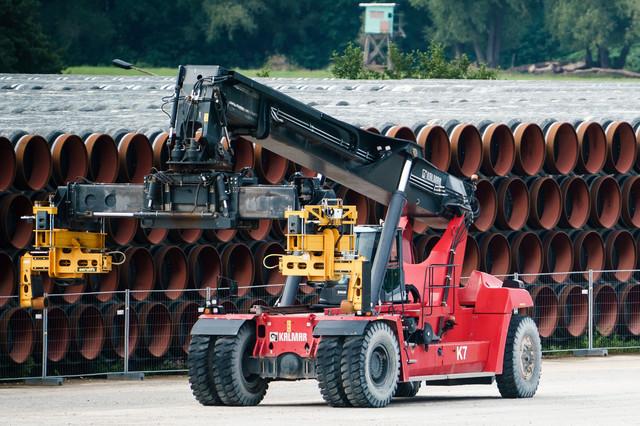 Nord Stream 2 cevi