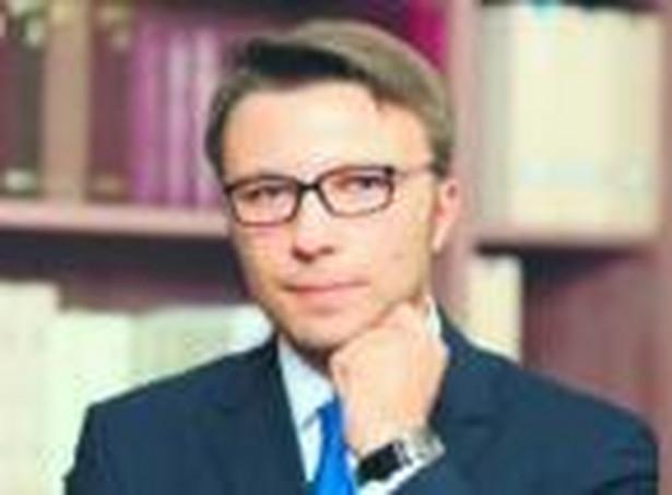 Mikołaj G. Goss, adwokat, partner w Kancelarii Góralski & Goss Legal