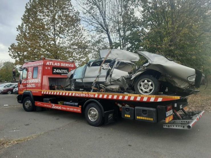 saobraćajna nesreća novi sad