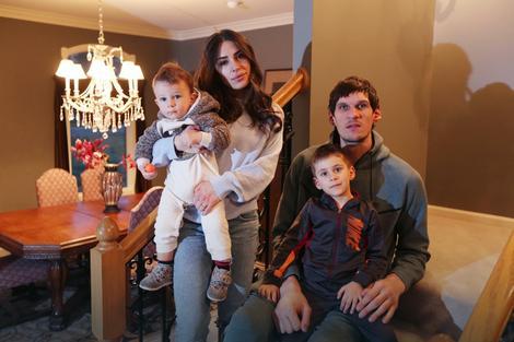 Porodica Marjanović u Detroitu