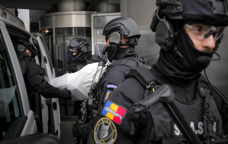 kokain rumunija srbi hapšenje foto tanjug ap.jpg6