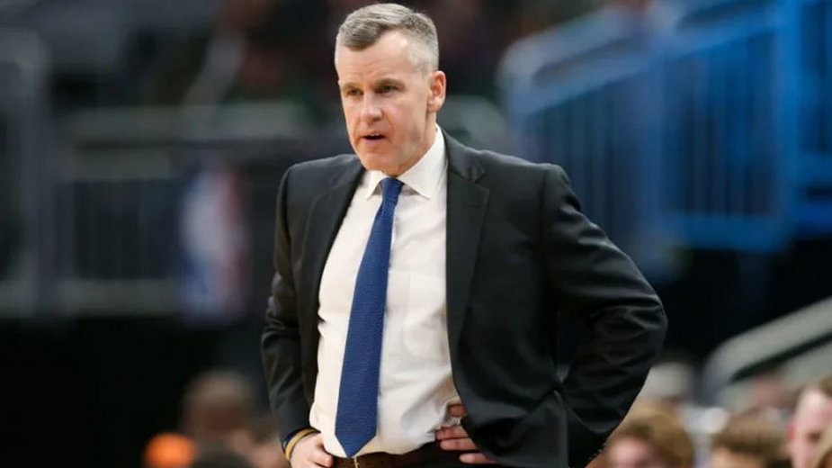 Billy Donovan / Fot Wikimedia Commons
