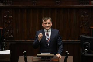 Ziobro do Mijatović: Niech się pani wstydzi swojego apelu w obronie agresora