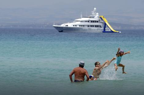 Grčka preuzima primat