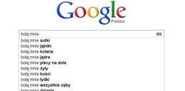 Google leczy kobiety. Co czwartą źle!