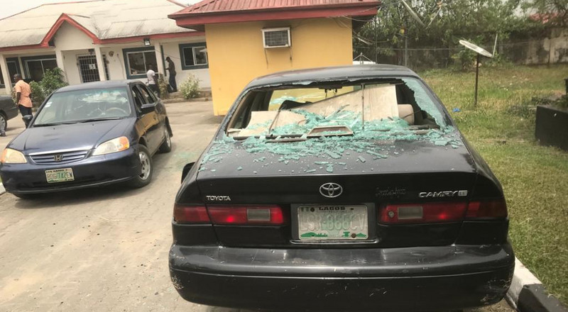 Hoodlums invade Bayelsa Governor-elect Douye Diri's house, destroy vehicles