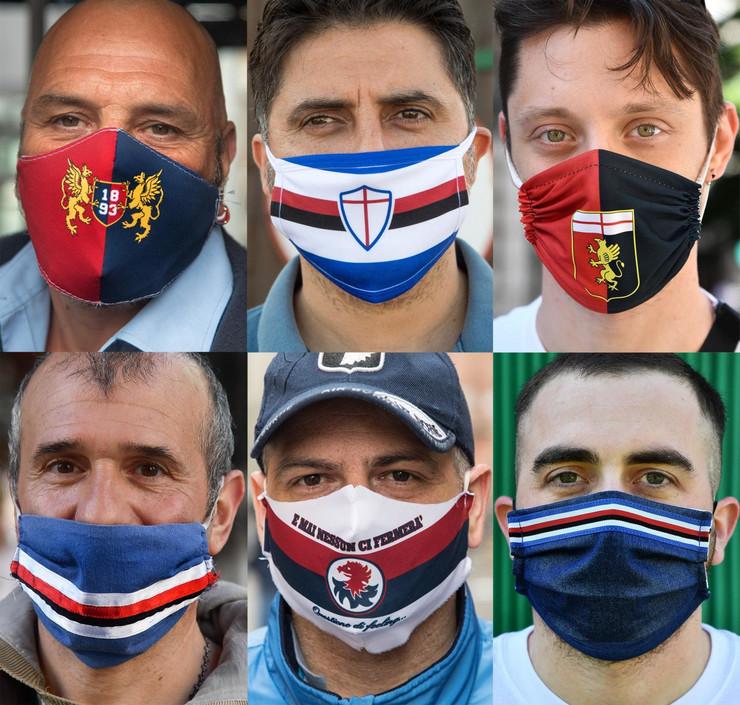 Navijačke maske