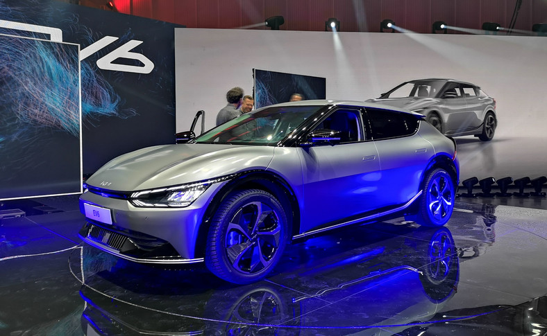 Kia EV6 Plus