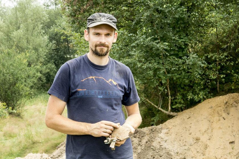 Odkrycia archeologów w Rudzie Śląskiej