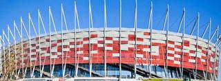 Stadion Narodowy w Warszawie oficjalnie skończony