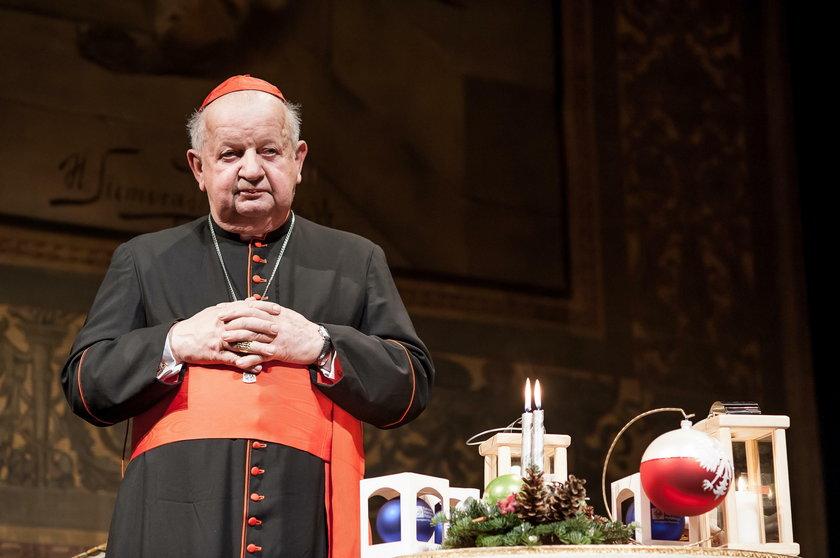 Zarzuty wobec kardynała Stanisława Dziwisza