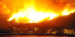 Polak podejrzewany o wywołanie pożaru w Czarnogórze