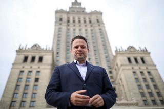 Trzaskowski: Nie wstydzę się Hanny Gronkiewicz-Waltz. Warszawa zmieniła się na plus