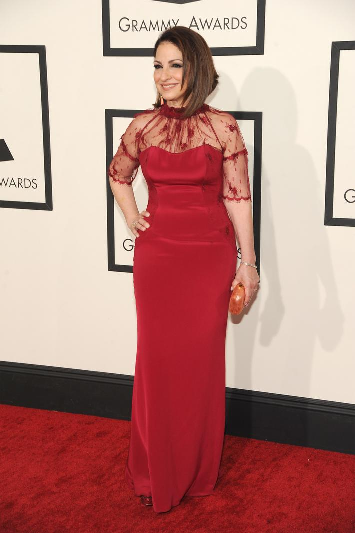 Gloria Estefan - Grammy Awards