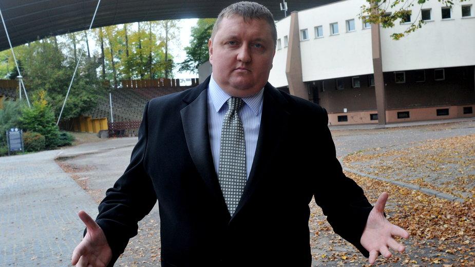Tomasz Lepper, syn zmarłego w 2011 r. przewodniczącego Samoobrony