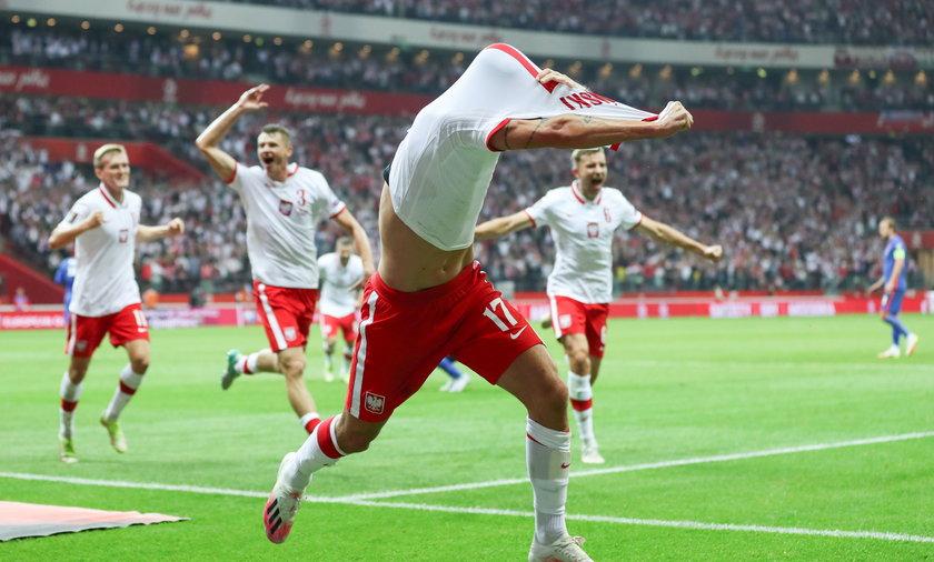 Niesamowite FILM z meczu Polaków z Anglią. Czegoś takiego w polskiej telewizji nie zobaczysz!