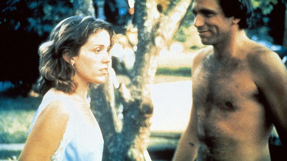 """Frances McDormand jako Abby i John Getz jako Ray w filmie """"Śmiertelnie proste"""" (1984)"""
