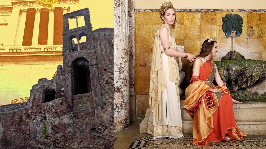 """Jak mieszkali Rzymianie? Zadziwiające starożytne """"blokowiska"""""""