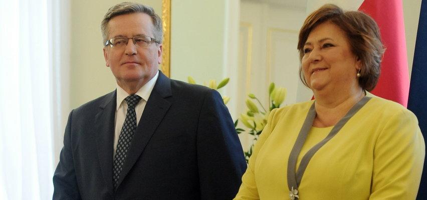 """Komorowski zaszczepił się na COVID-19. """"Nie histeryzujmy, szczepić się trzeba"""""""