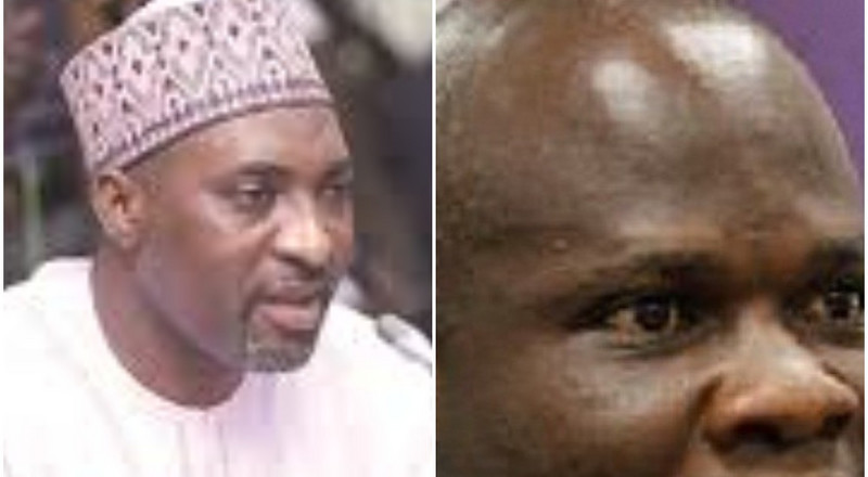 Muntaka, Ibrahim responding to treatment following road accident