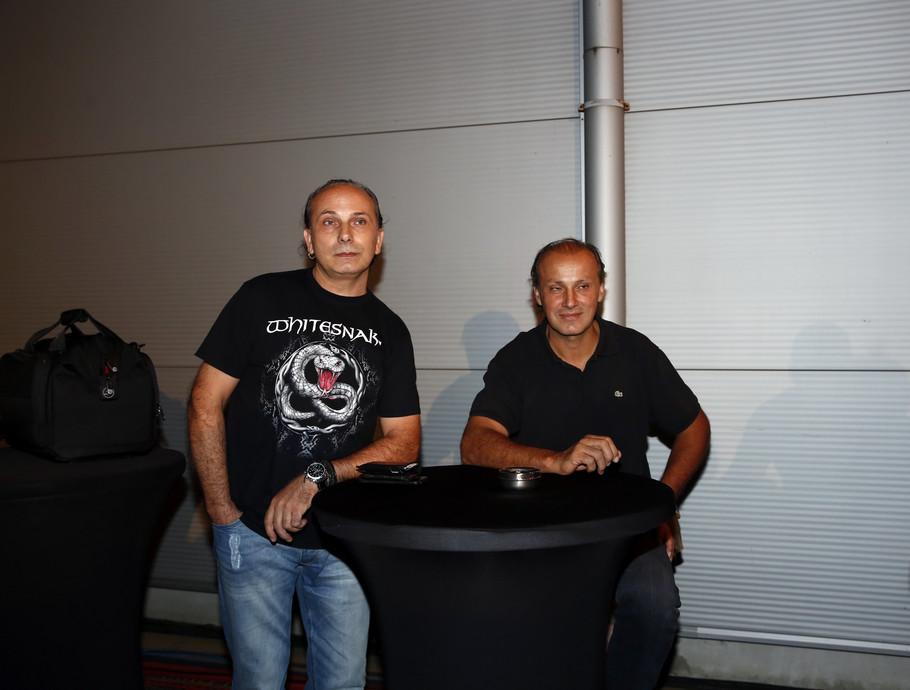 Karađorđe Subotić i njegov brat Srboljub