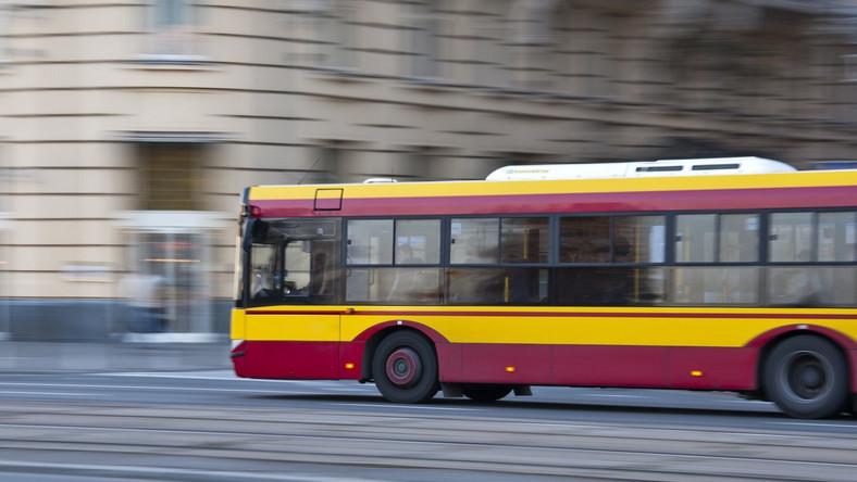 Zamień auto na autobus