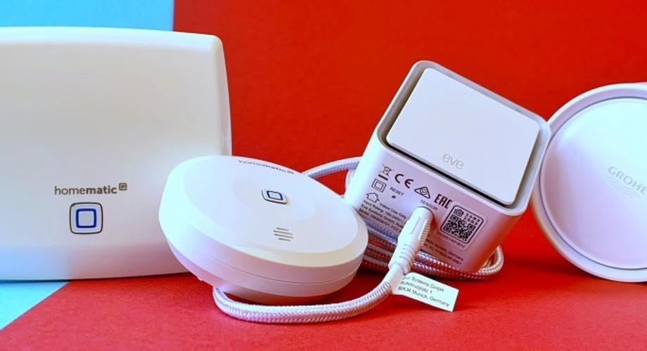 Sensoren & Co.: Smarte Warnung vor Überschwemmung