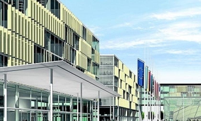 nowy budynek konrada adenauera
