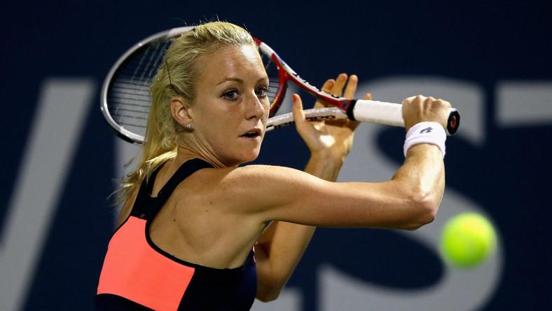 Agnieszka Radwańska awansowała do półfinału turnieju w