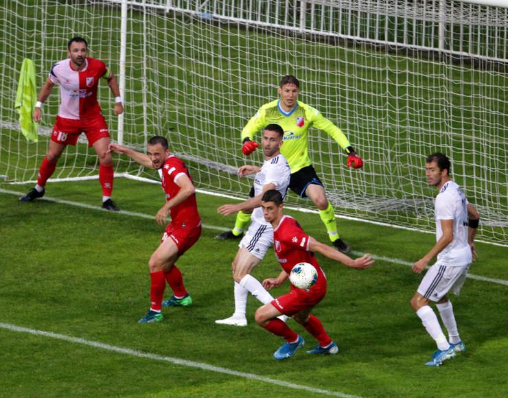 FK Čukarički, FK Vojvodina