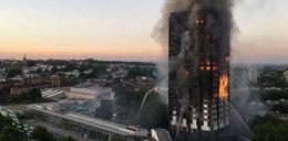 Spłonął wieżowiec w Londynie. Ludzie ginęli w płomieniach. Wstrząsające relacje świadków