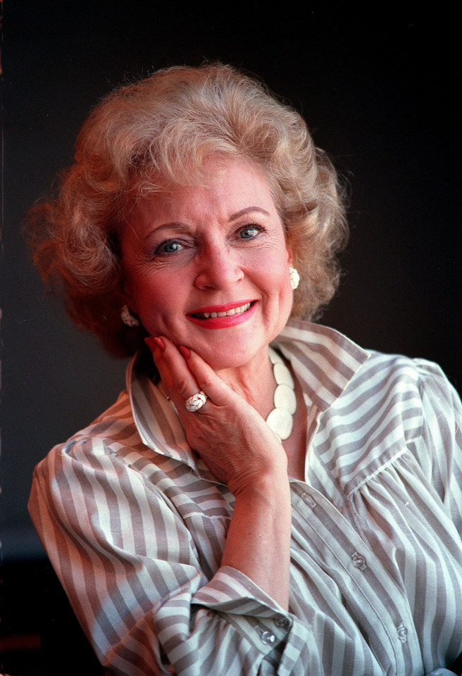 Betty White (1986)
