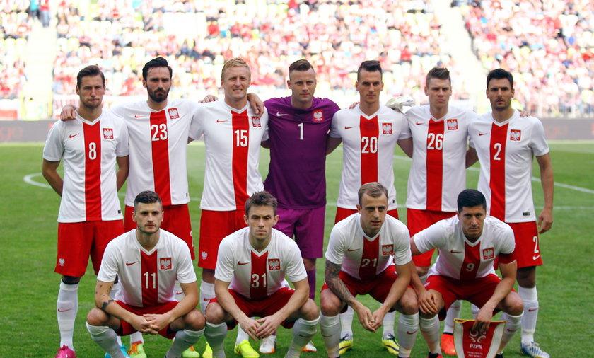 Reprezentacja Polski spadła w rankingu FIFA na 41. miejsce!