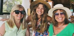 Anna Lewandowska z mamą i teściową przy jednym stole. Wyjaśnia powód