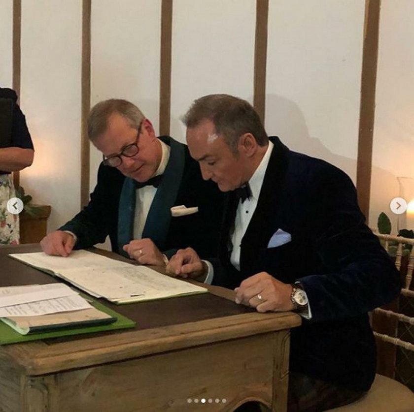 Pierwszy homoseksualny ślub w rodzinie królewskiej