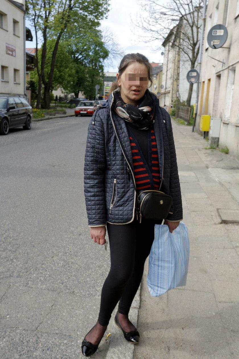 Beata K. matka Roksany