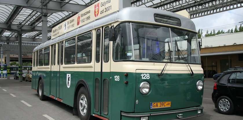 Koniec zabytkowych trolejbusów