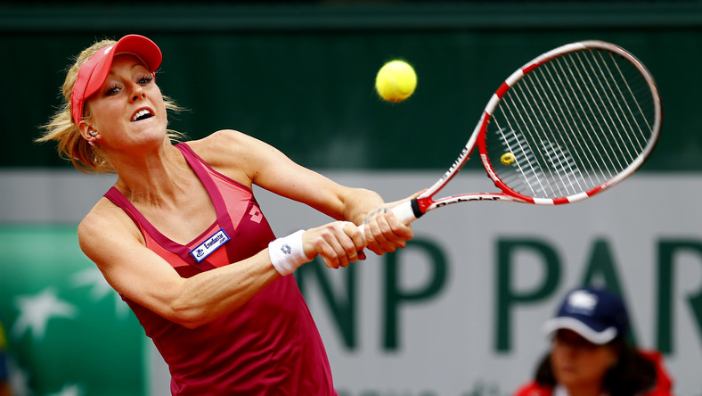 Urszula Radwańska w drugiej rundzie Wimbledonu