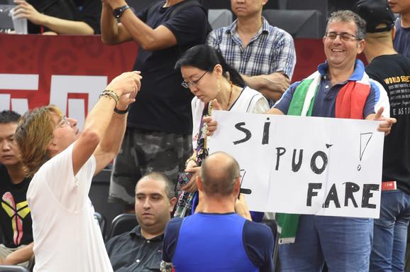 Navijači Italije