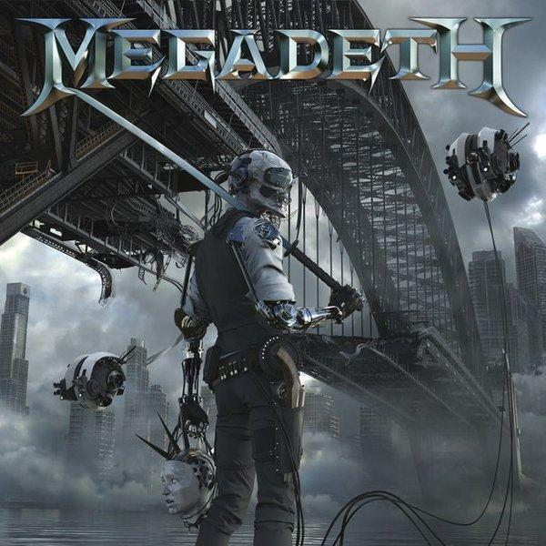 "MEGADETH – ""Dystopia"""