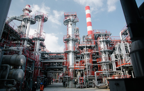Rafinerija Pančevo