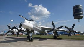 Rozbił się bombowiec strategiczny Tu-95MS